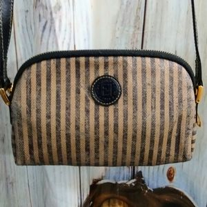 Fendi Crossbody Bag, Gorgeous Authentic Vintage